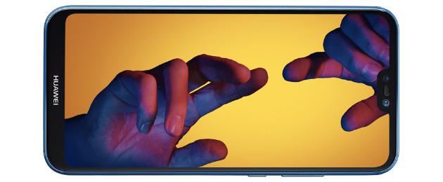 Huawei P20 Lite con notch e dual camera in Italia da 369 euro