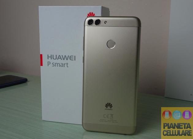 Recensione Huawei P Smart, medio gamma con Android Oreo