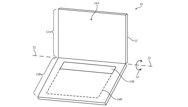 Apple brevetta la tastiera virtuale