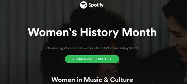 Spotify Amplify, hub dedicato ai temi sociali nella musica