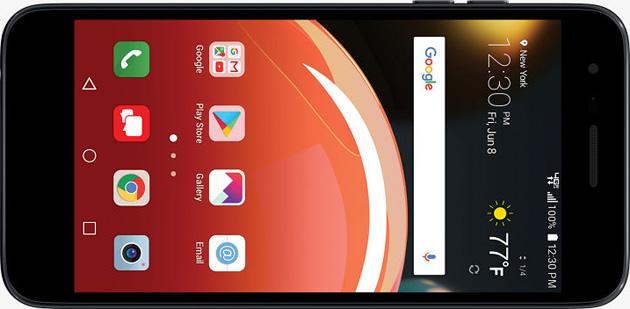 LG Zone 4, smartphone Android da 5 pollici con Snapdragon 425 a meno di 100 euro
