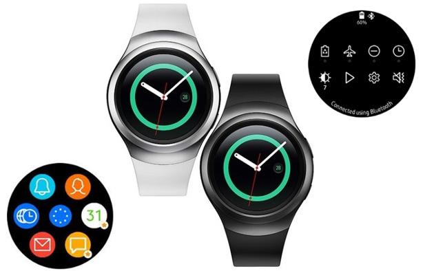 Samsung Gear S2: nuova interfaccia utente semplificata, allenamenti personalizzati e Gear VR Controller