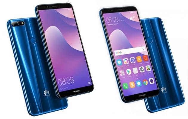 Huawei Y7 Prime 2018 ufficiale con dual camera e fullscreen