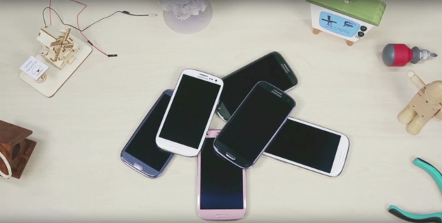 Samsung Upcycling, nuova vita ai vecchi smartphone