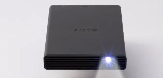 Sony MP-CD1, proiettore ultraportatile da usare anche con smartphone e tablet