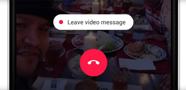 Video messaggi in Google Duo