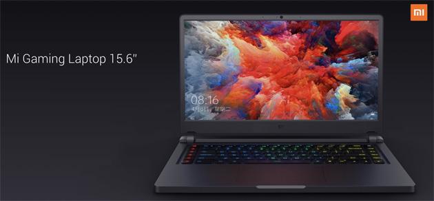 Xiaomi annuncia Mi Gaming Laptop e Mi AI Speaker mini