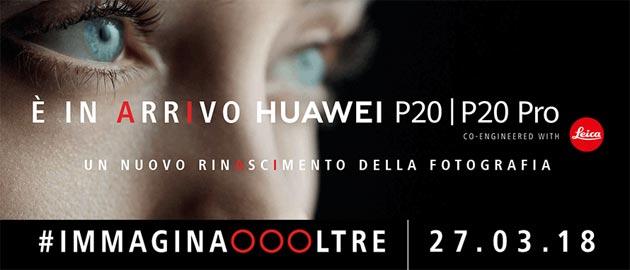 Huawei P20 Pro, nella tricamera un sensore da 40MP