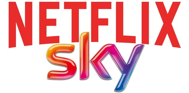 Integrazione Netflix e Sky presto anche in Italia