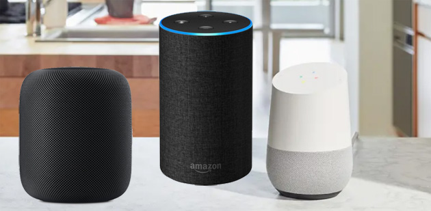Smart speaker, Amazon Echo leader del mercato degli altoparlanti intelligenti