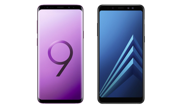 Samsung Galaxy S9 e Galaxy A8 Enterprise Edition lanciati in Germania