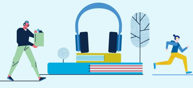 Audiolibri su Google Play riceve Smart Resume, Segnalibri e altre nuove funzioni