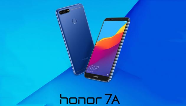 Honor 7C e Honor 7A disponibili in Italia