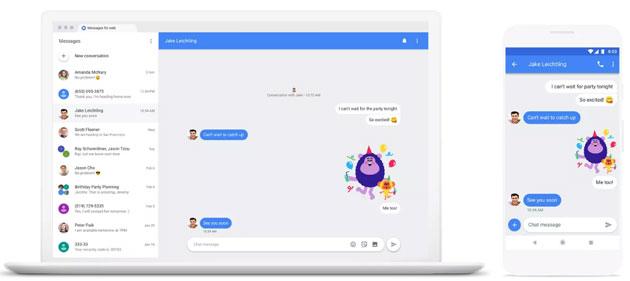Google Messaggi con RCS supporta le chat avanzate in tutto il mondo