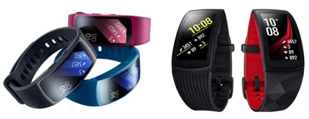Gear Fit2 Pro e Fit2 aggiornati con Gestione del Peso, Programma Fitness, widget Multi-allenamento e Riepilogo Salute