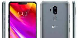 LG G7 ThinQ con Super Bright Display 19.5:9 QHDplus