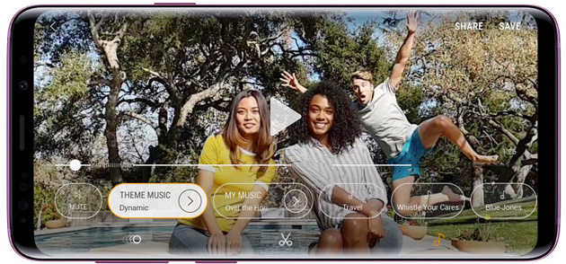 Samsung spiega il Super Slow-Mo sul Galaxy S9