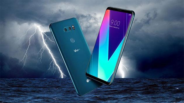 LG V40, altre voci sulle cinque fotocamere previste