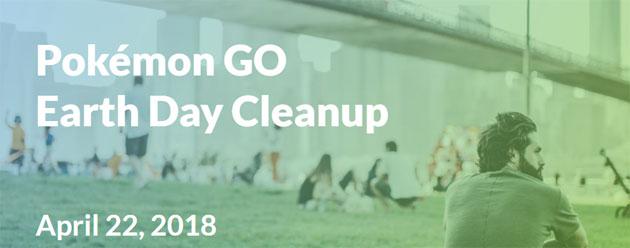 Pokemon Go, Allenatori invitati a ripulire aree dai rifiuti nella Giornata della Terra 2018