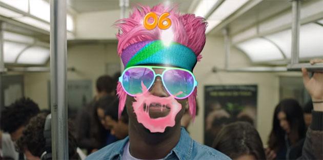 Snappables, giochi in realta' aumentata per Snapchat