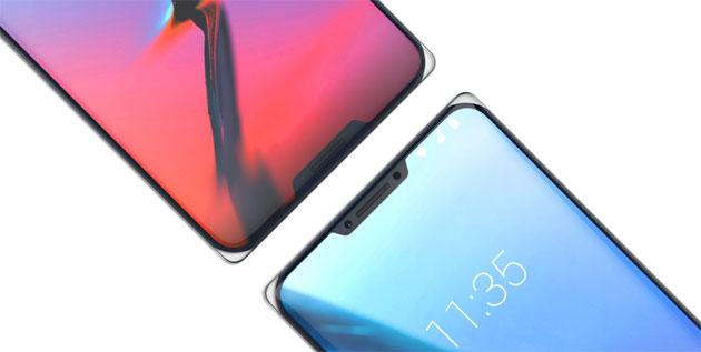 ZTE Iceberg, smartphone con due notch e tanto vetro per un Effetto Ghiaccio