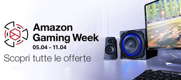 Amazon Gaming Week 2018