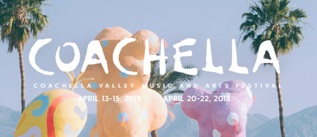 Coachella 2018 su Youtube e Google Home tramite Assistente