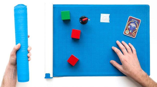 Project Zanzibar il tappetino intelligente di Microsoft che porta in vita gli oggetti