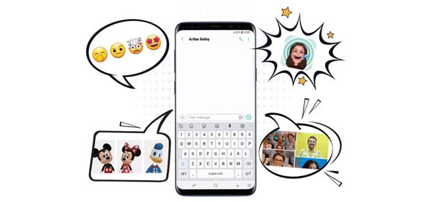 Samsung brevetta le AR Emoji per videochiamate