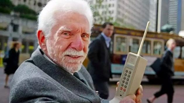 La telefonata mobile compie 45 anni