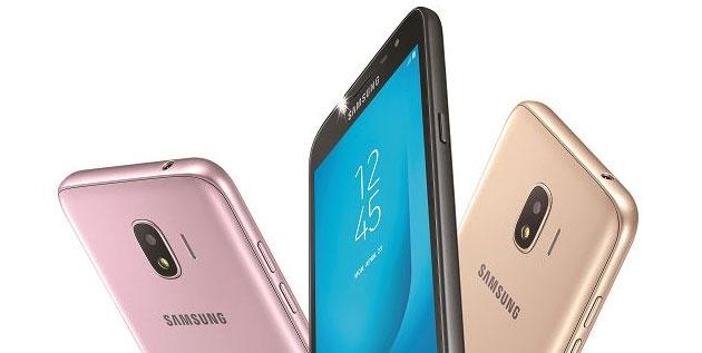 Samsung Galaxy J2 2018, smartphone economico che salva i media dai social su scheda SD