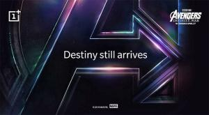 OnePlus 6, confermata la Avengers: Infinity War limited edition
