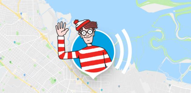 Google Maps, alla ricerca di Wally nel WeekEnd dei Pesci di Aprile 2018