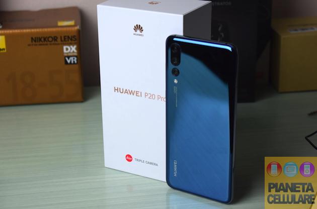 Recensione Huawei P20 Pro, lo Smartphone da battere