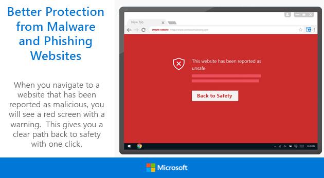 Microsoft porta la protezione di Windows Defender in Google Chrome tramite estensione ufficiale