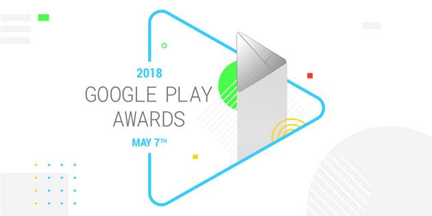 Google Play Awards 2018, premiate le migliori App e Giochi per Android