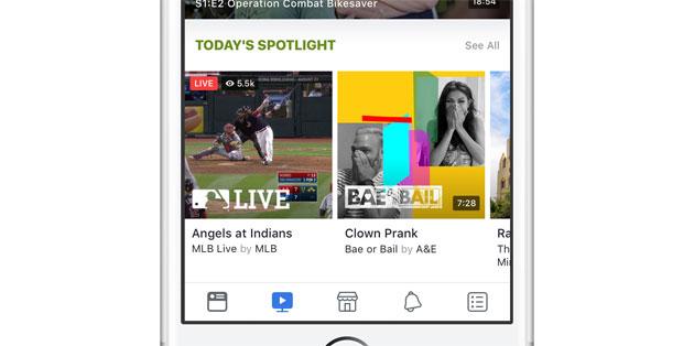 Facebook Live, le trasmissioni in diretta si potranno riavvolgere