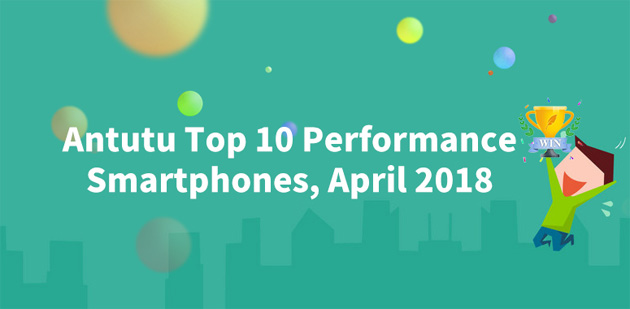 I migliori smartphone ad Aprile 2018 per AnTuTu
