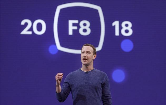Facebook F8 2018: Condivisione di Storie, Appuntamenti, Clear History scheda Gruppi e altre Novita'