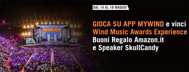 Wind Music Awards 2018, ospiti e dove vederli