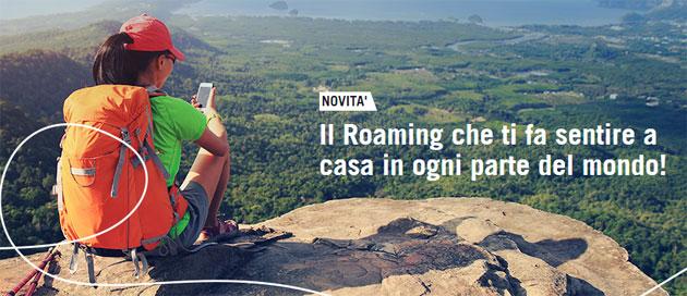 Wind Travel, opzioni per gestire chiamate, SMS e internet all' Estero