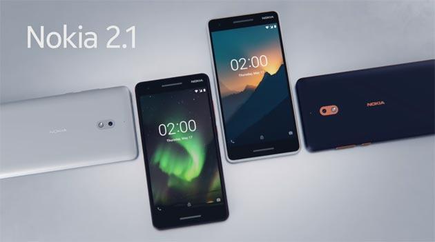 Nokia 2.1 ufficiale, edizione 2018 di Nokia 2: specifiche, video, foto e prezzi