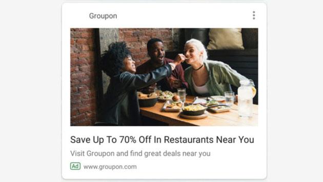 Google Feed inizia a  mostrare annunci