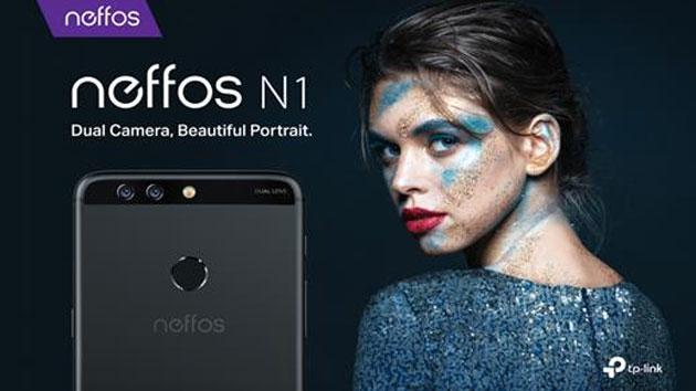 Neffos N1, smartphone con doppia fotocamera in Italia