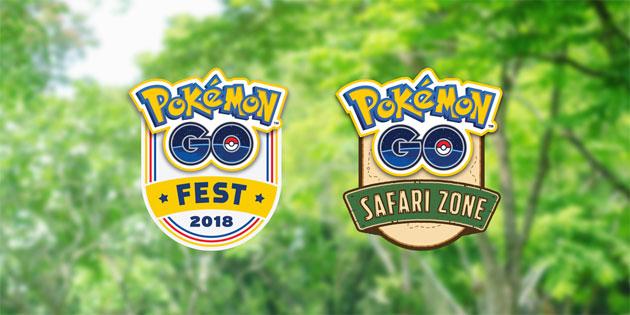 Pokemon GO Summer Tour 2018, diversi gli eventi per andare a caccia di Pokemon questa Estate