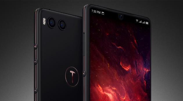 Smartisan R1, smartphone con 1TB di memoria interna