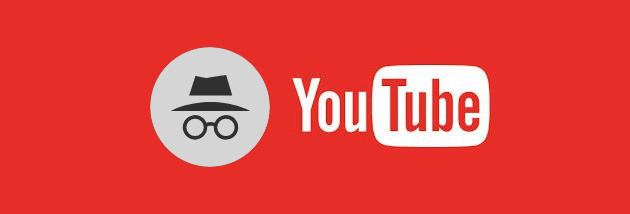 Foto YouTube testa la Modalita' in Incognito