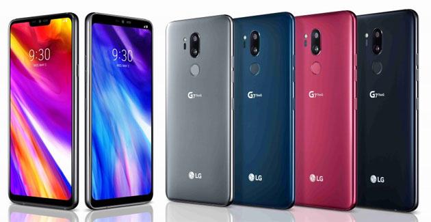 Foto Lg G7 ThinQ, Android 9 Pie arriva nel primo trimestre 2019