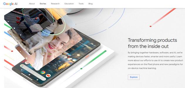 Google AI, la divisione Ricerca di Google cambia nome e punta sulla Intelligenza Artificiale