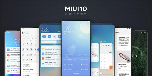 MIUI 10 annunciato, Novita' e Telefoni Xiaomi Aggiornabili
